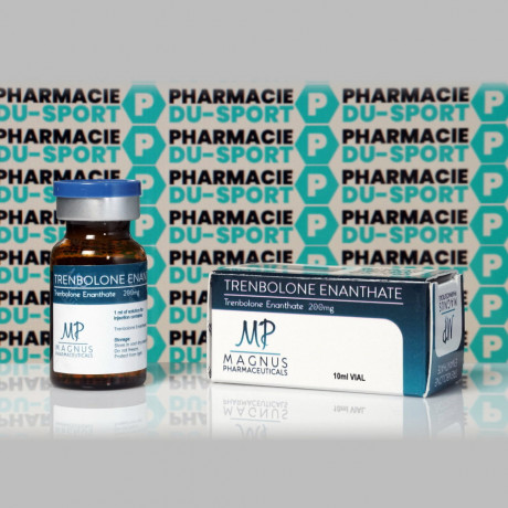 Trenbolone Enanthate 200 mg Magnus Pharmaceuticals